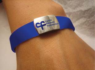 Charm For The Cff Bracelet And Will Be Donating All Proceeds To Cystic Fibrosis Foundation Are Available On His Website