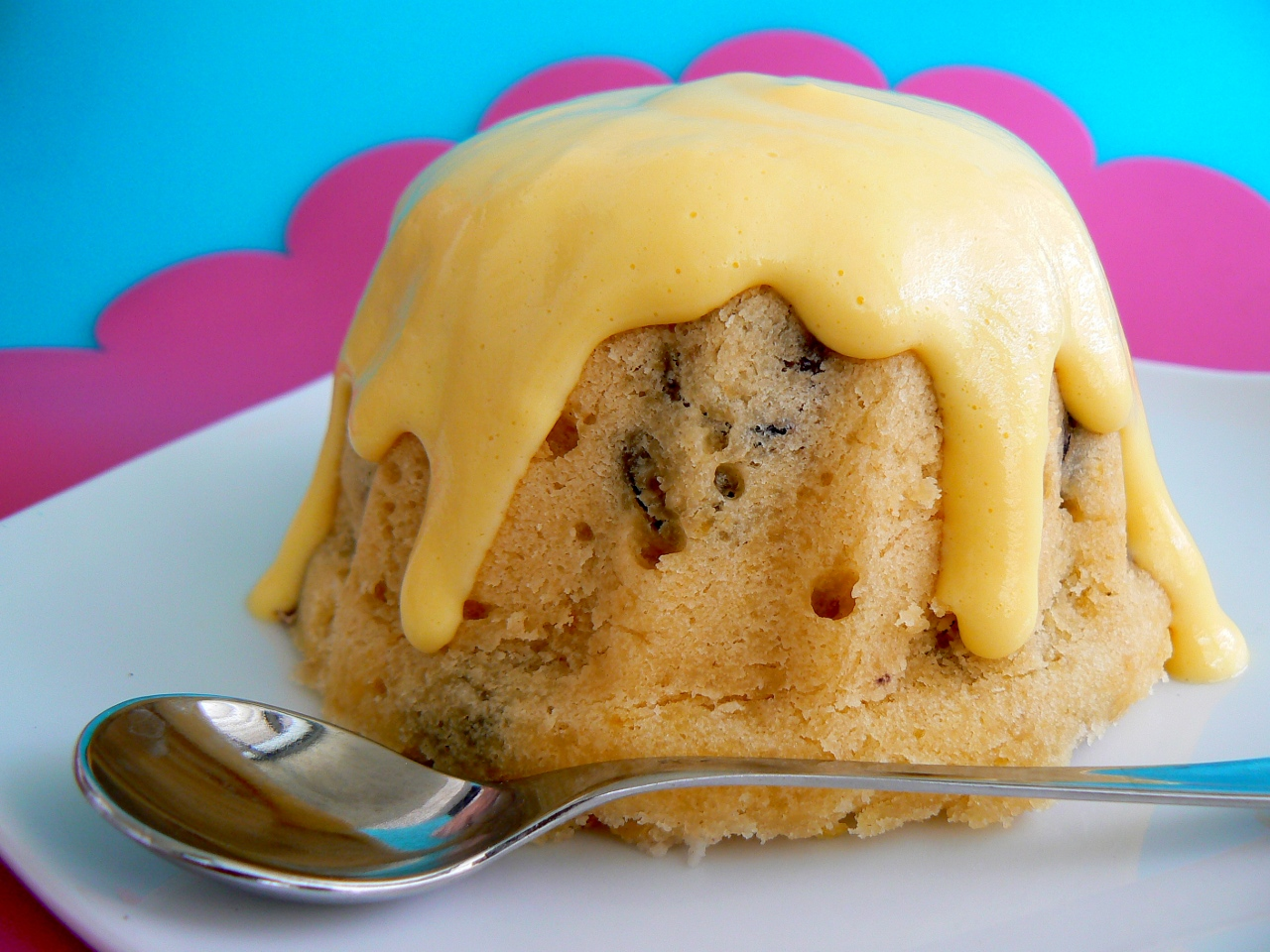 Tea and Oranges: Daring Bakers' Challenge: Traditional British Pudding - Spotted Dick