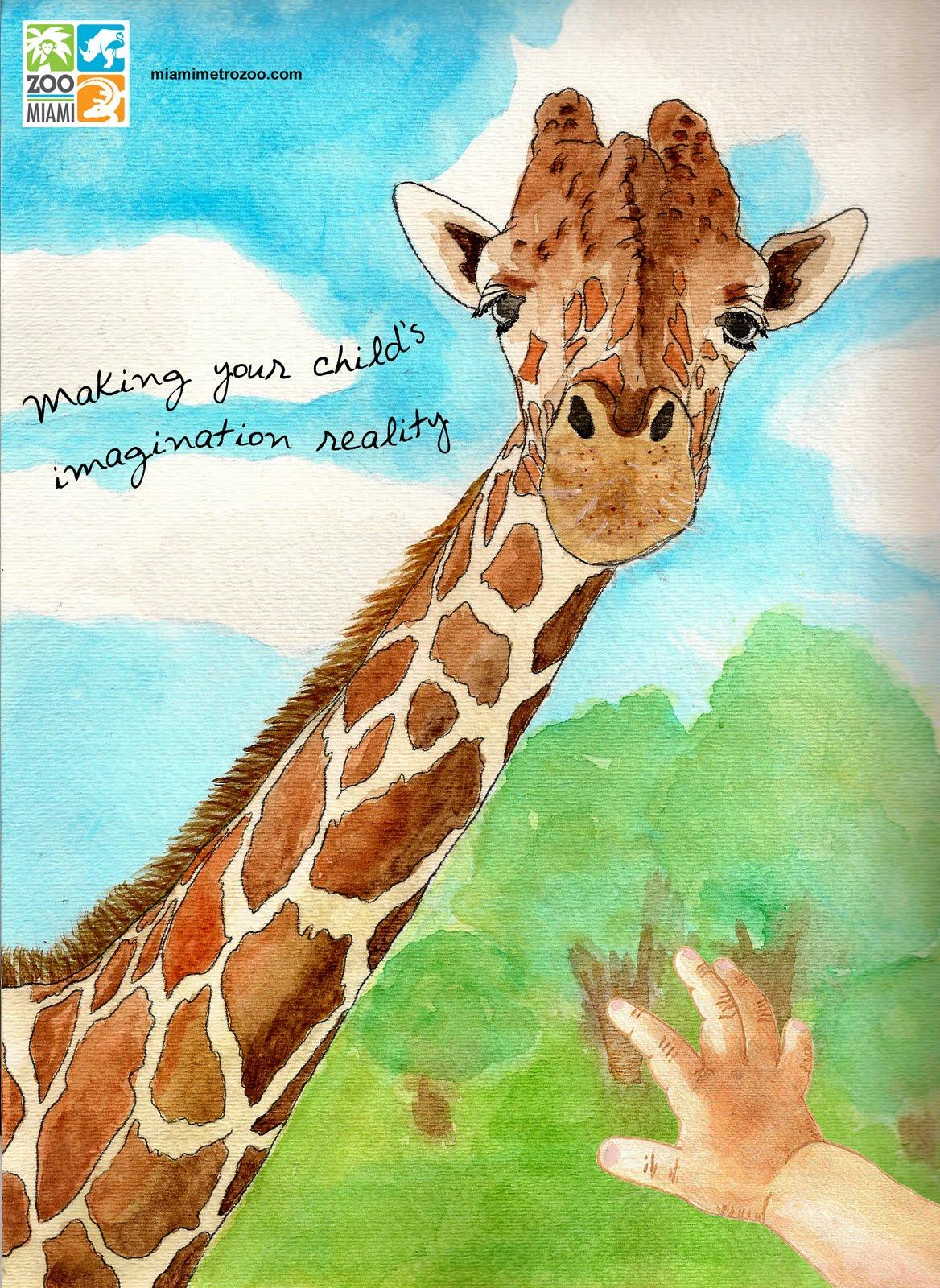 imagemaking: Zoo Miami Poster