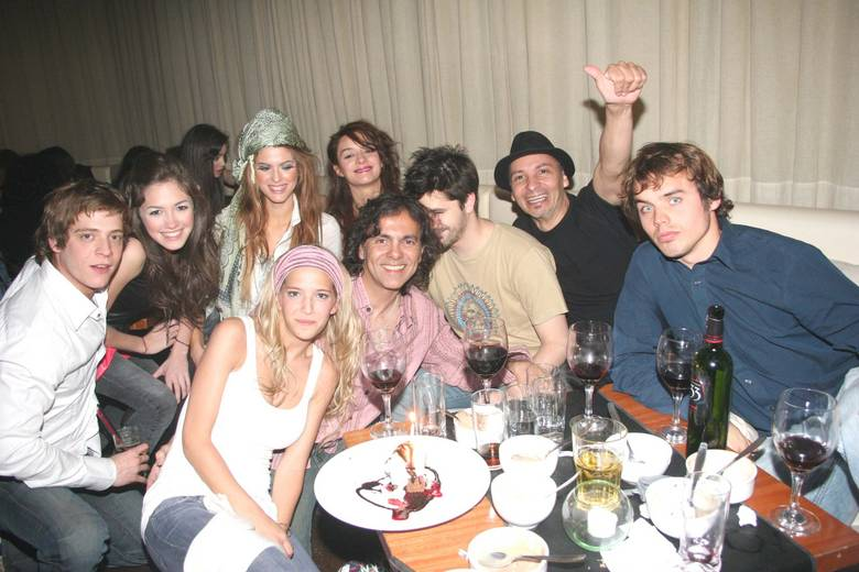Hermosa LULU Willy Lorenzos Birthday party at Rumi