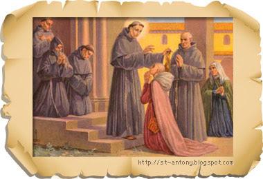 St. Anthony, Hair Restorer!