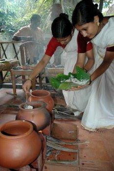 Karkidaka Kanji (Medicinal Porridge)