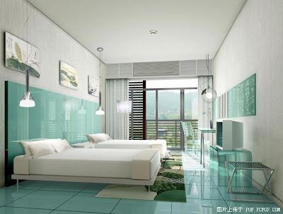 Cool bedroom designs - Kerala home design and floor plans