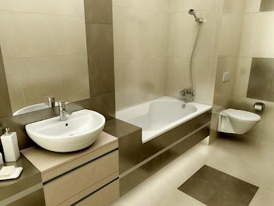 Modern bathroom design Ideas - Kerala home design and ... on Model Toilet Design  id=45175