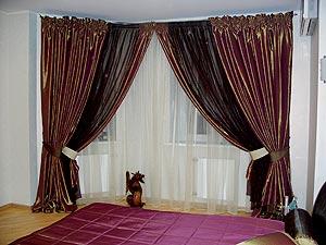 اروع ستائر 2012 - اشيك ستائر 2012 - اجدد ستائر 2012 bedroom-curtain-design-08.jpg
