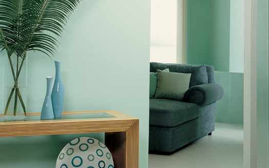 Earthy colour for dwelling room - Interior Paint Scheme For Duplex Living Room By Asian Paints With Images
