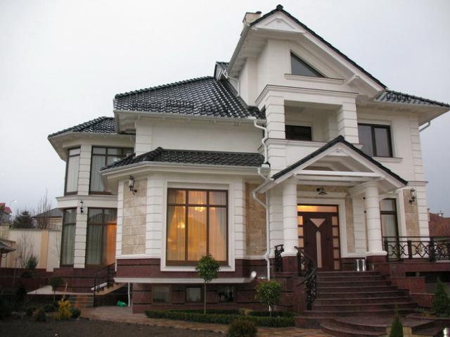 Some unique villa designs  home appliance