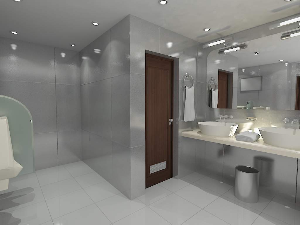 Beautiful 3d interior designs kerala home design and floor plans Bathroom tiles design in kerala