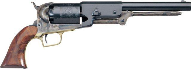 Firearms History, Technology & Development: Revolver: Walker
