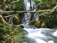 Oehala Waterfall,Soe,West Timor, East Nusa Tenggara