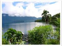 LAKE MANINJAU West Sumatera, Indonesia