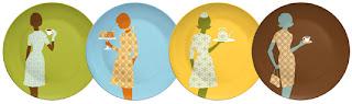 Fashion Plates from WishingFish.com