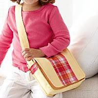 Girls' Messenger Bag from RedEnvelope