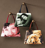 Silk photo purses by Exposures