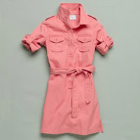 Crewcuts Classic Shirtdress for Girls :  fashion shirtdress crewcuts clothing