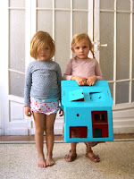 Mobile Home by Kids On Roof