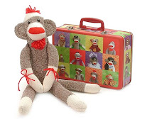 Sock Monkey and Lunch Box Gifts at Bibelot