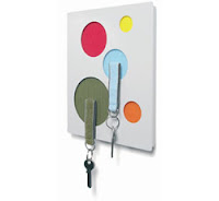 MoMA Store Clote Velcro Key Holder :  moma keyholder home accessories accessories