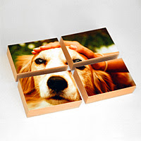 DIY Photo blocks from Photojojo