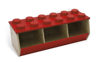 Lego Storage Bins :  fun bins stacking bins kids