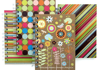 Ecojot eco-friendly paper products :  journals stationery journal gift
