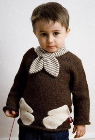 Oeuf NYC Hug Me Alpaca Sweater :  kids clothing sweater hug kids