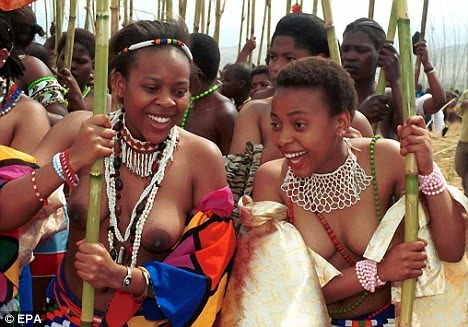 african tribe sexual act rituals