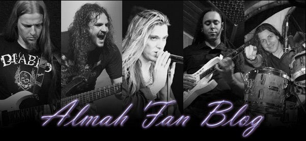 Almah Fan Blog