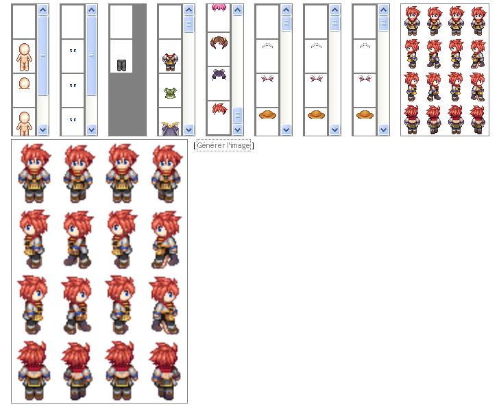 Character Maker XP Online | RPG Maker Times