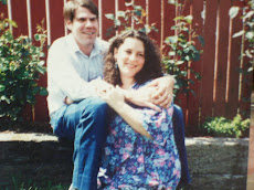 ~My husband David & I, in 1990~