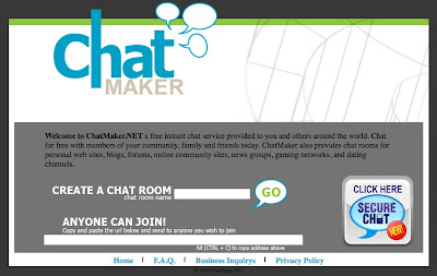 Free community chat rooms