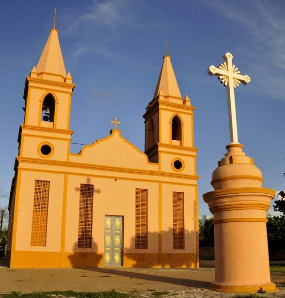 Resultado de imagem para igreja matriz de governador dix sept rosado