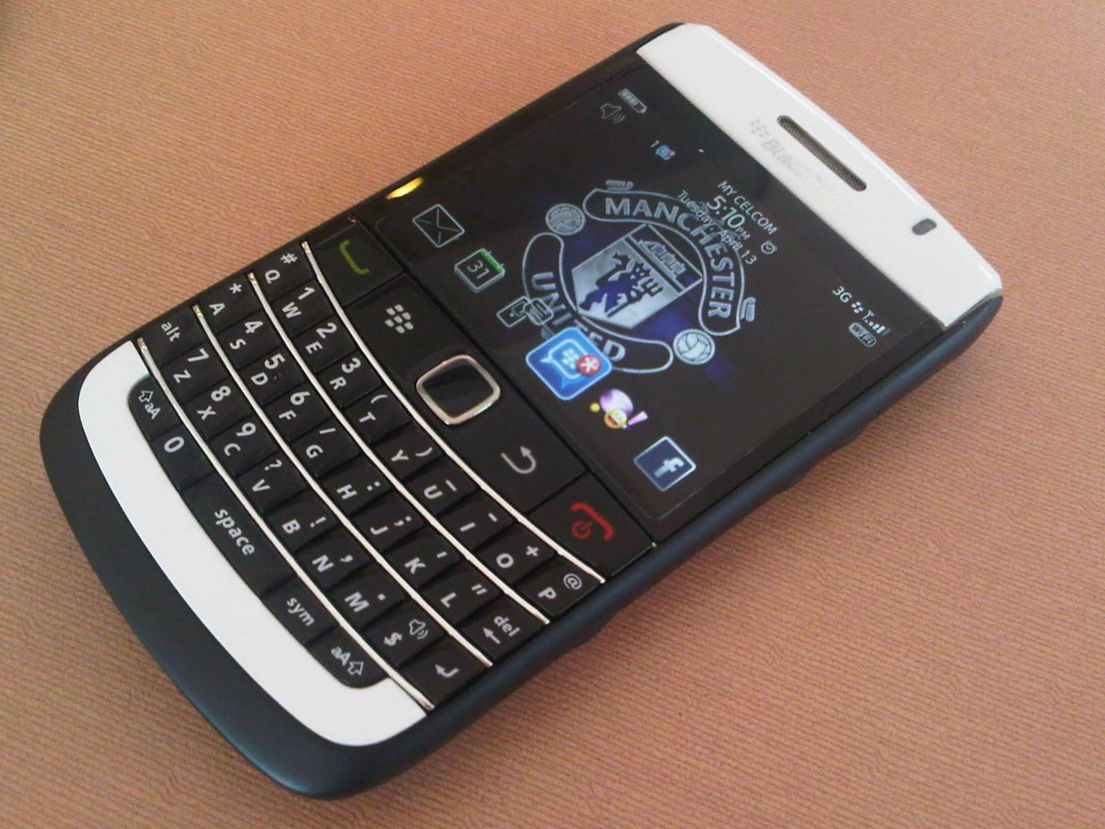 all blackberry phones - photo #4