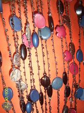 Collares Largos, varios diseños