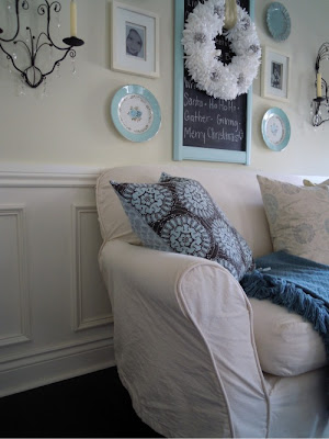 Chair Rail Upside Down Vintage Rattan White Wood : Applied Wainscoting