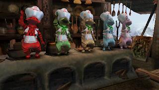 Emily Gaming World Monster Hunter Coloured Cats