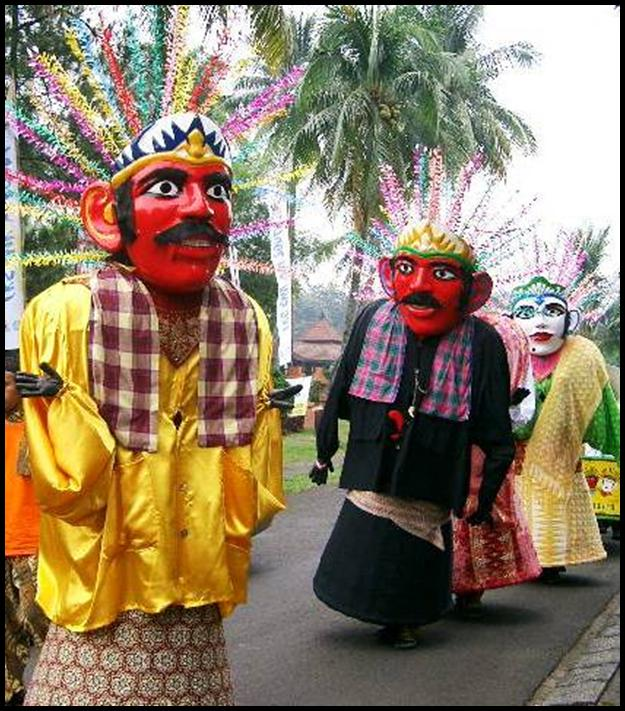 Tourism, Culture  Society: Betawi Music and Arts