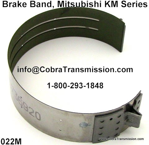 Cobra Transmission Parts 1-800-293-1848: April 2009