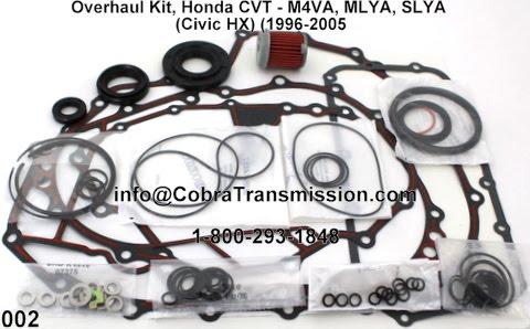 Cobra Transmission Parts 1-800-293-1848: September 2008