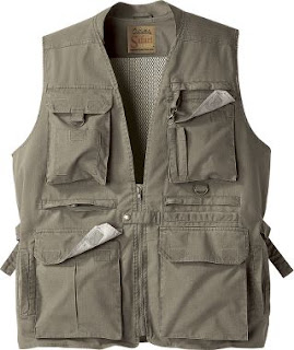 Elegant Safari Vest, Now $24.95
