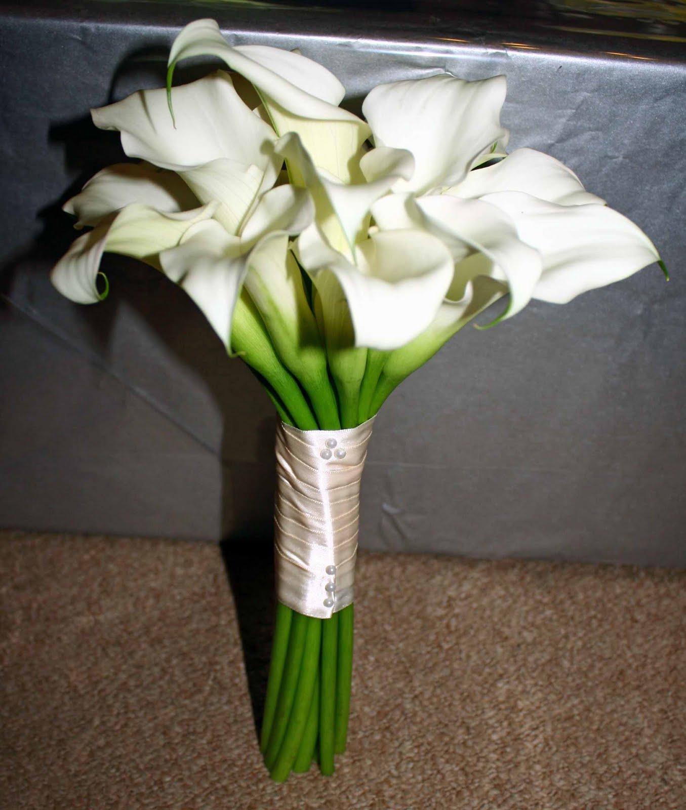 heather hartley calla lily bouquets
