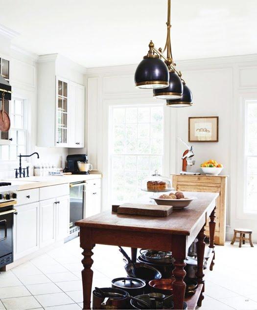 Kitchen Sacramento: La Dolce Vita: Dream Home: Sacramento Street