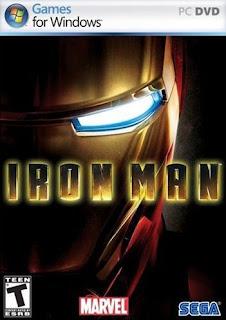 download iron man 2008 game crack