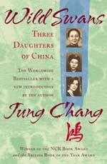 Book Cover for Wild Swans by Jung Chang, 3 daughters of China