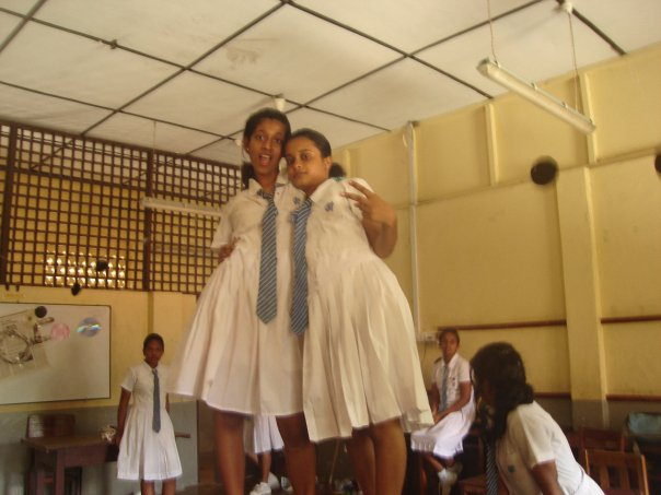 Sri Lankan Teen Girls Sri Lankan School Teens-9273
