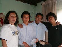 Fabian, Giovanny,Juancho,Juliancho