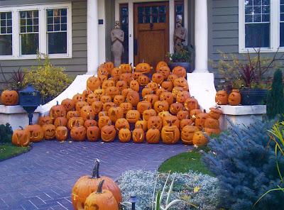 Halloween Home Tour blog image 4