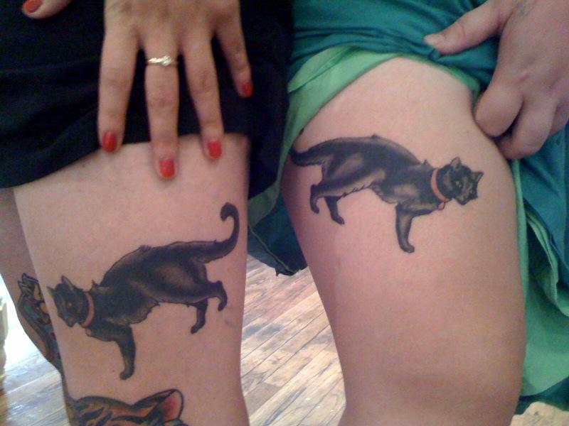 Tattoos Und Schläger, Jo