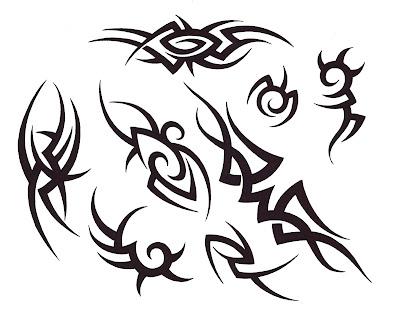 presodathis: tattoo letter flash