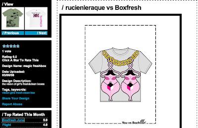 Lucian (RM) vs Boxfresh